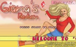 Giana's Return