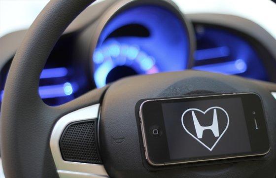 Ambient Alerts: iPhone für Fahrzeugdiagnose