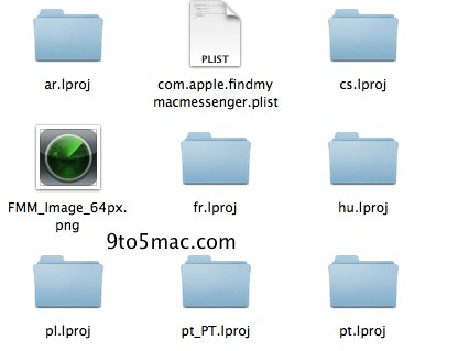 Mac OS X Lion: Find My Mac und Reading List