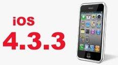 iOS 4.3.3 veröffentlicht: Apple verkleinert iPhone-Geodatenbank