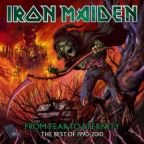 "Iron Maiden: ""The Wicker Man"" und ""The Reincarnation Of Benjamin Breeg"", Best-Of-Album ""From Fear To Eternity"""