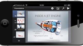 Update: iWork Apps jetzt auch für iPhone und iPod touch