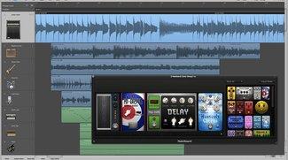 Logic Pro und Express: Update bringt Kompatibilität zu iPad-GarageBand-Projekten
