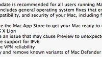 Mac OS X 10.6.8: Vorbereitung für Lion-Vertrieb über Mac App Store