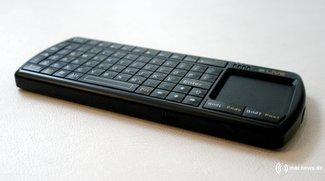 eLive Micro Tastatur mit Touchpad: Testbericht