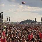 Rock am Ring - 14 Free-MP kostenlos downloaden: Mando Diao, Kings Of Leon, Coldplay, Social Distortion, The Kooks, Interpol...