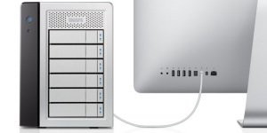 PCI-Express und Thunderbolt im neuen iMac: Schnell und schneller
