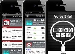 Voice Brief: Alle Meldungen des Tages vom iPhone vorgelesen