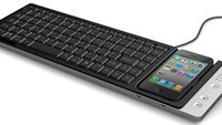 WOW-Keys: Multifunktions-Tastatur mit iPhone-Dock