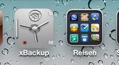Cydia: Jailbreak-Apps mit xBackup sichern