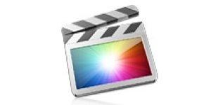 Final Cut Pro X ist eine Videosoftware für Profis, sagt Apple
