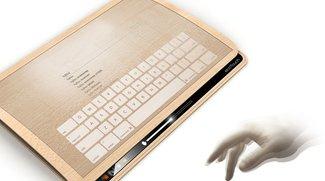 Ecopad: Tablet erzeugt eigenen Strom, Netzstecker ade