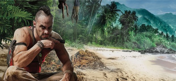 Far Cry 2 - Großes Xbox360 Update