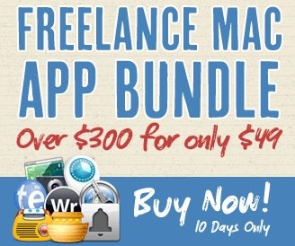 Freelance Bundle mit 1Password und Billings nur noch 12 Stunden erhältlich