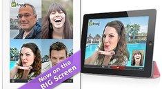 Fring 5.1.1.2: Gruppen-Videochats jetzt auch auf dem iPad 2
