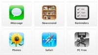 iOS 5 Keynote-Nachschlag: LED-Benachrichtigung, weitere Entdeckungen, Videos