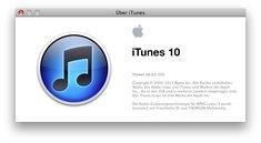 iTunes 10.3: Update – schon wieder