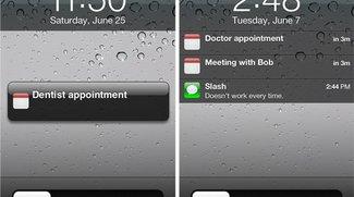iOS 5 Beta 2: Design-Veränderungen und Updates über UMTS