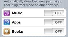 iCloud: Erste Features schon jetzt im iOS - MobileMe-Accounts kostenlos verlängert