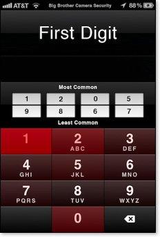 Häufigste iPhone-Sperrcodes: Entwickler veröffentlicht Statistik