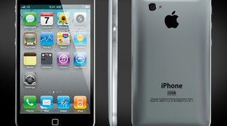 Pic of the Day: iPhone 5 Mockup