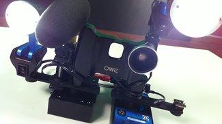 iPhone 4 für TV-Reportage und Film: Das Zubehör kostet 4000 Euro