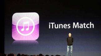 iTunes Match: Qualitäts-Upgrade und iCloud für gerippte Musik
