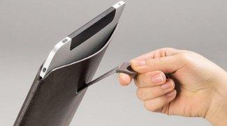 Samsonite Toledo: Echtleder-Hülle für iPad 1 und 2