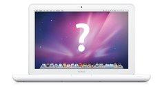 Das weiße MacBook: In Zukunft in Aluminium