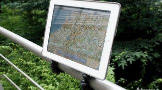 GorillaMobile Yogi für iPad 2: Gelenkiges Stativ im Test