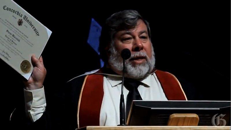 Steve Wozniak glaubt an Apple-Aktienkurs über 1000 Dollar