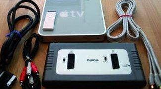 Apple TV  ohne Flatscreen