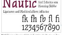 Fonts für lau