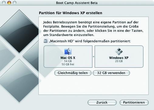 Apple veröffentlicht Updates für Boot Camp und Compressor