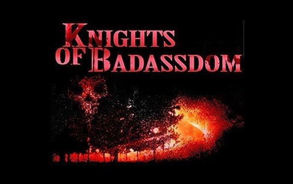 Knights of badassdom - LARPG-Pappschwerter vs. dämonische Turbulenzen