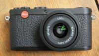 Leica X1 für die Muße: Kompaktkamera mit SLR-Innenleben