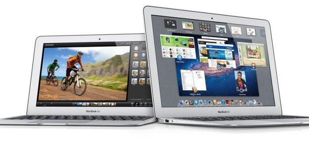 MacBook Air 2012: 11 oder 13 Zoll mit Dual-Core-Power