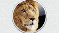 Apple OS X Lion 10.7 ist da!