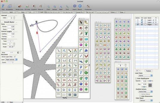 EazyDraw: Zeichnen mit mathematischen und technischen Formen – GIGA