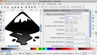 Inkscape: Zeichnen und Entwerfen für Profis