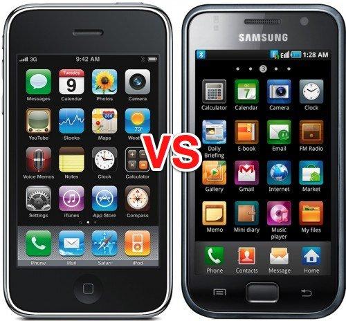 Samsung vs. Apple: Samsung verliert auch die zweite 3G-Patentklage gegen Apple