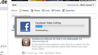 Facebook-Videochat: Mit Skype gegen Google+