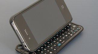 i.Gear slider: Bluetooth-Tastatur für iPhone 4 im Test