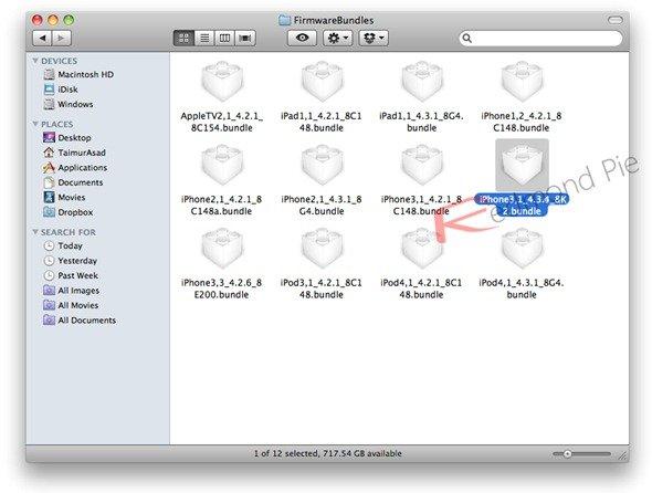 iOS 4.3.4 Tethered Jailbreak