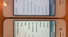 Weiße iPhone-Prototypen bei eBay ersteigern