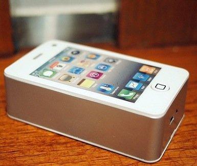 Das dickste iPhone 4 der Welt
