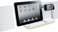 JVC Hifi-Anlage für iPhone und iPad