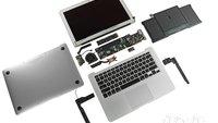 Thunderbolt im MacBook Air: Kleiner Chip, nur ein Display