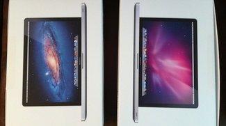 MacBook Pro und iMac: Mit Lion-Tastaturen - aber ohne Installations-DVDs oder -USB-Sticks