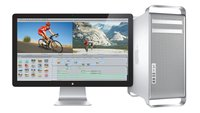 Mac Pro im Photoshop-, After Effects- und Compressor-Test
